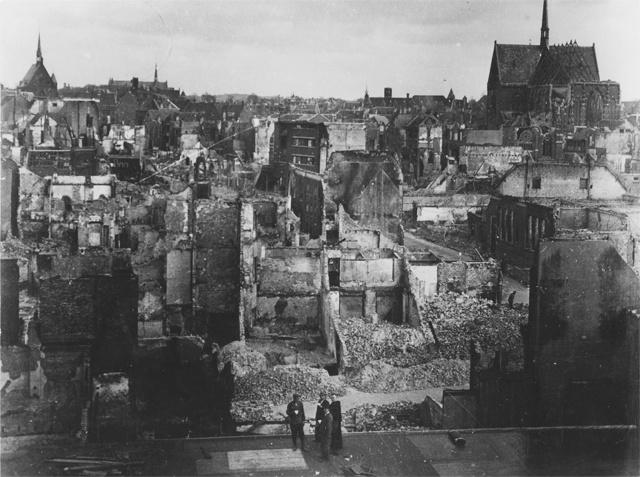 Nijmegen, after february 1944