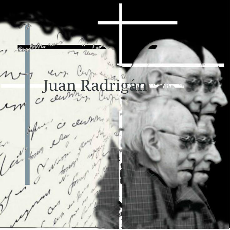 """PARTIDA DE JUAN RADRIGÁN- """"Autor de más de 40 obras y creador de un universo de personajes populares que buscan justicia, amor y dignidad. si partida conmovió el mundo del teatro chileno"""" DEBORATH LEÓN."""