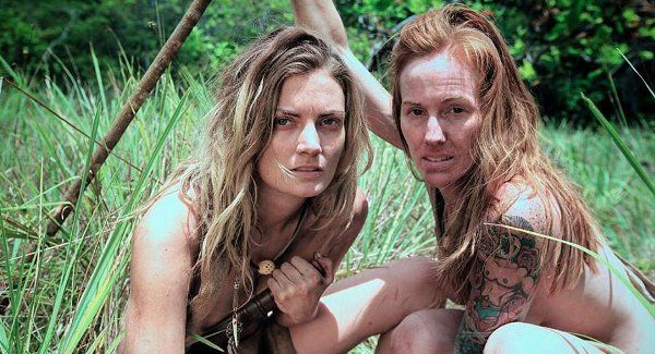 41 Best Images About Naked  Afraid On Pinterest -3529