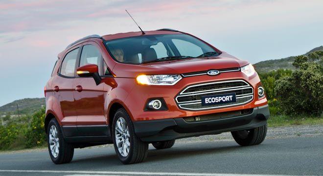 Ford EcoSport #BosMobil