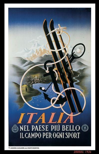ITALIA SPORT 200083-1936