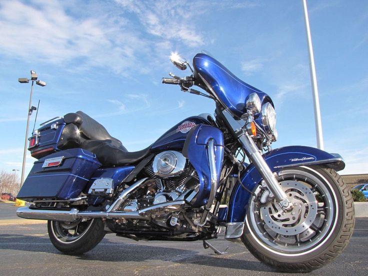2006 Harley-Davidson Touring ULTRA CLASSIC FLHTCU