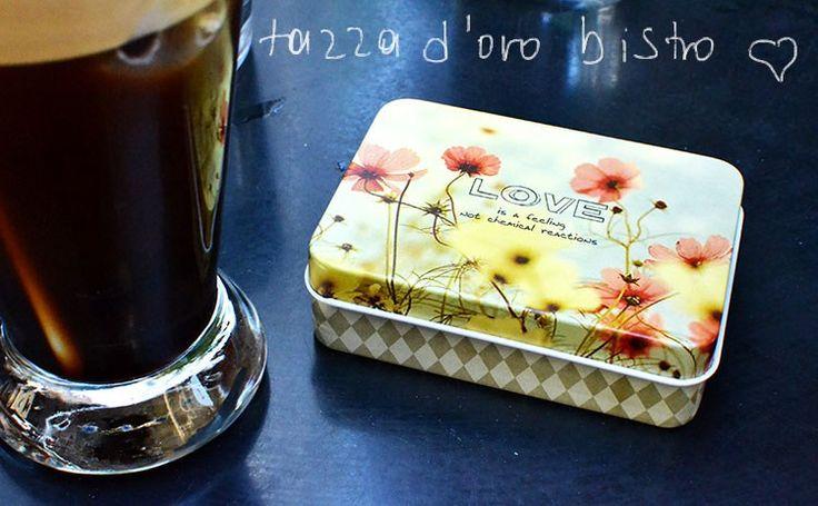 Coffe Love: Tazza D`Oro Bistro
