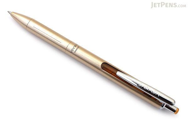 Zebra Sarasa Grand Gel Pen - 0.5 mm - Gold Body - ZEBRA P-JJ55-GO