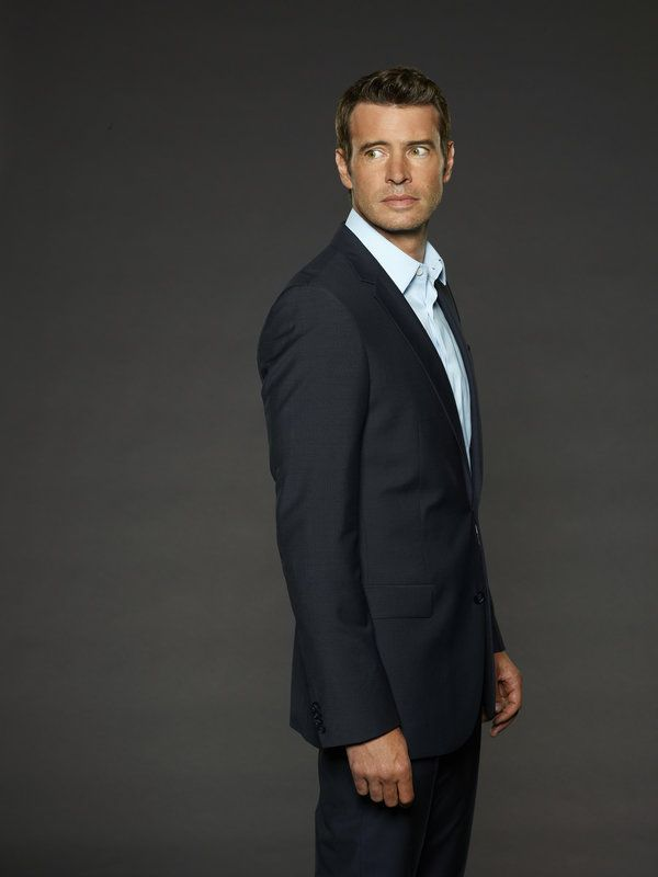 Scott Foley as Captain Jake Ballard. There's something about a man in a nice suit #Scandal