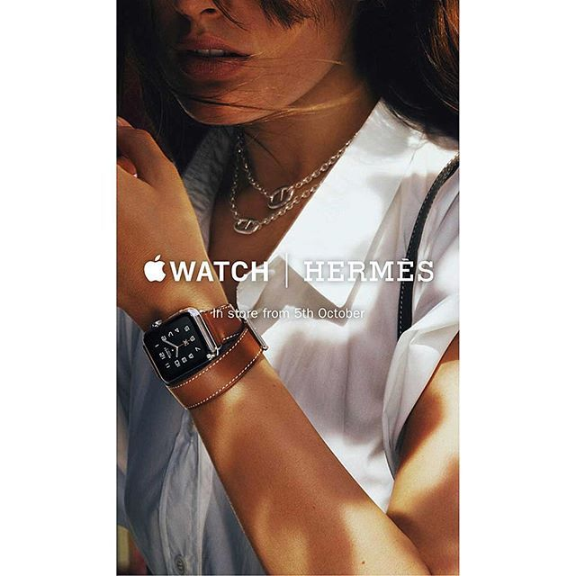 My next wish! ⚡️ #apple #iwatch #hermes #iwatchforhermes