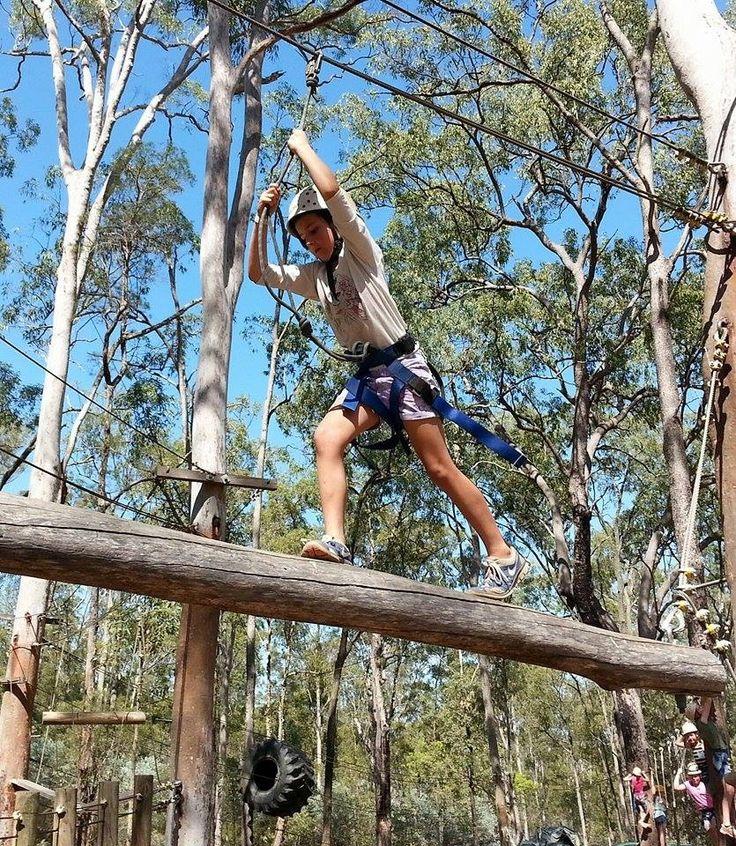 Ropes Course Murphys Creek Adventures