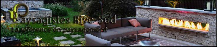 Une entreprise en aménagement & entretien paysager reconnue dans la Rive-Sud de Montréal offrant les services d'un architecte paysagiste pour la conception et la préparation de plans de paysage résidentiel et commercial à des prix excellents.