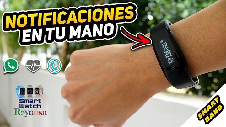 🔜PULSERA INTELIGENTE CON MONITOR DE RITMO CARDIACO💓 A PRUEBA DE AGUA 🏄💦  ✨Sincronizala a tu Smartphone vía Bluetooth ✨Contador de pasos y calorías 🚶🏃 ✨Sensor de Ritmo Cardico 💓 ✨Lector de notificaciones 📜 ✨Identificador de llamadas📲 ✨Medidor de distancia💪 ✨A prueba de agua 🏄💦 💣Por tiempo limitado llévatela por sólo $600 #bestsmartphonewatch#bestsmartphonewatches…