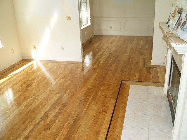 Oak Hardwood Flooring White Oak Hardwood Floor With