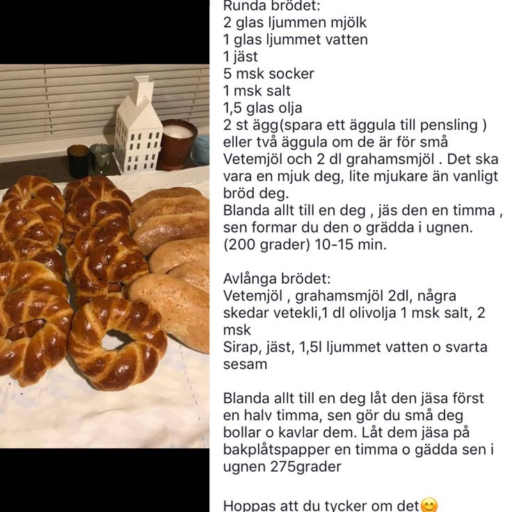 Syrianskt bröd