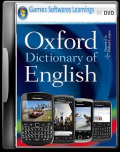 Oxford English Dictionary free for Blackberry Download