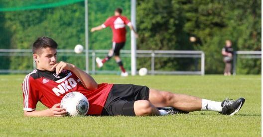 Model :D #marius stepinski#mariusz stepinski#model#fcn#glubb#1. fc nürnberg#training