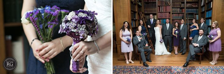 bridal party  at Carnegie Institution for Science