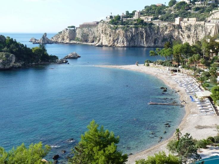 Isolabella, Taormina, Italy