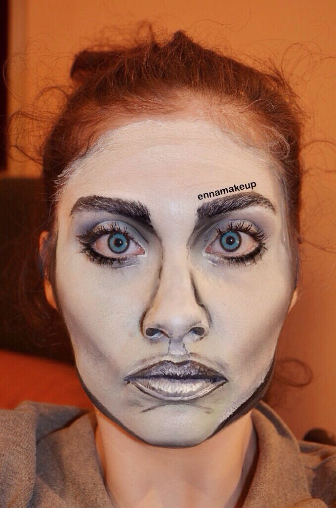 Caradelevingne tutorial!   http://youtu.be/sWzcUKuBlGg   ❤️ LINK IN THE BIO❤️❤️❤️ #makeupobsessed #makeup #the_makeup_world #review #fashion #mycosmo #bodypaint #makeupforeverofficial #beauty #trucco #makeupartist #jordanhanz #bodypainting #vegas_nay #makeupjunkie #makeupaddict #facepaint #eotd  #motd #MUA  #beautyblogger #facepainting #universodamaquiagem_oficial  #makeupforever #batalash #kellyjurado #melformakeup #wakeupandmakeup #beatthatface