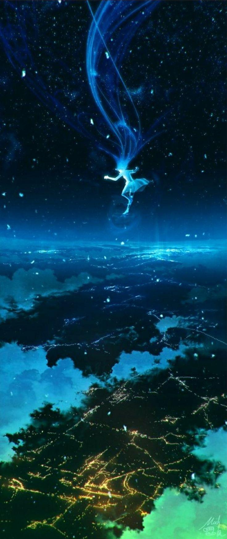 「Pemandangan anime」おしゃれまとめの人気アイデア|Pinterest|Kezya