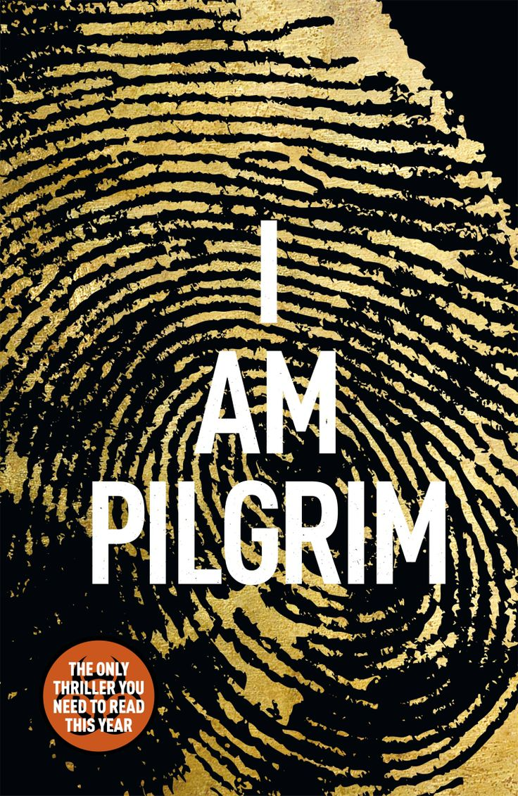 Fan favourite: I Am Pilgrim by Terry Hayes.