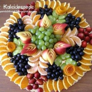 Meyve Tabağı Resimleri 28