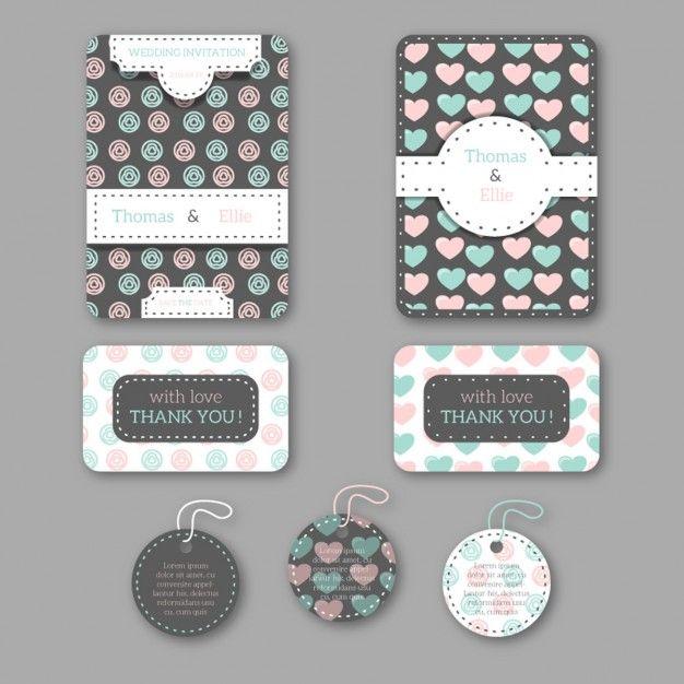 38 best Casamento images on Pinterest Casamento, Invitations and Ideas - best of invitation card vector art
