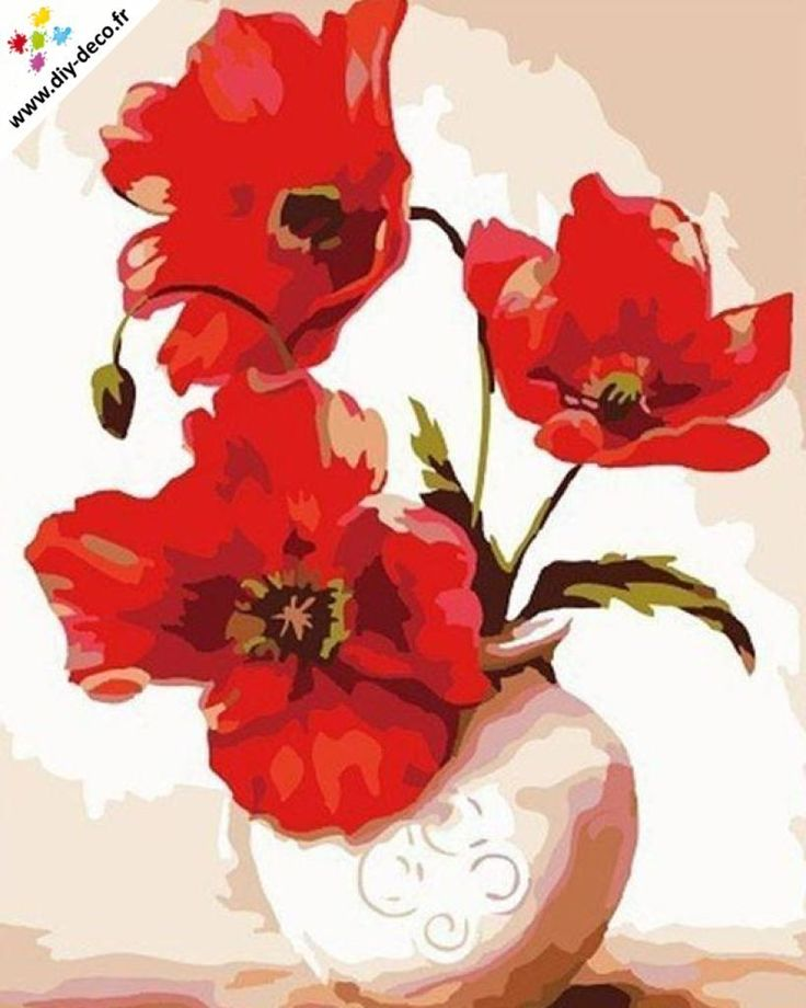 395 Best Images About Nail Art Step By Step On Pinterest: 395 Best Peinture Par Numéro Images On Pinterest