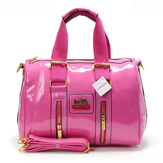 coach online factory outlet sale ezzo  Coach Coach Smooth Medium Pink Luggage Bags AQP handbag artificial chic  weekly unique at Coach Factory Online Outlet Store