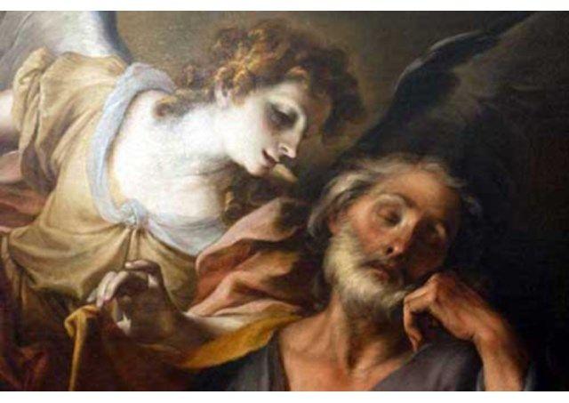 San Giuseppe: modello di custodia e di paternità