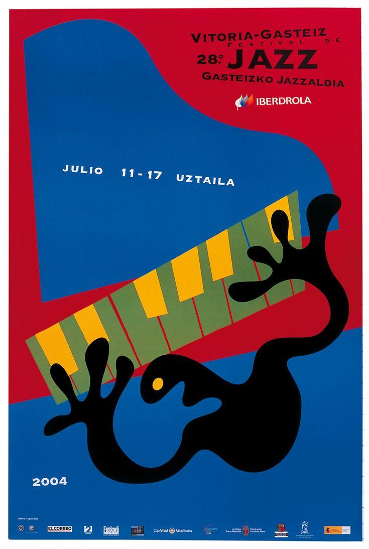 Pablo Aranegui, Festival de Jazz de Vitoria-Gasteiz, 2004