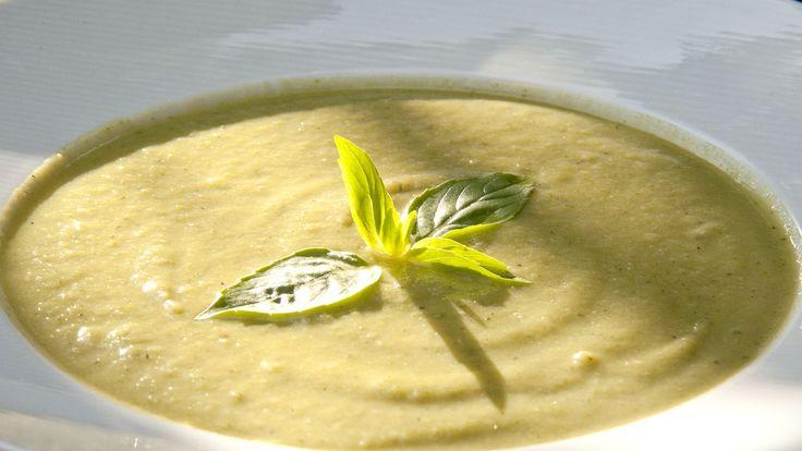 A sopa pode ser congelada para uma praticidade maior ainda na hora de comer...