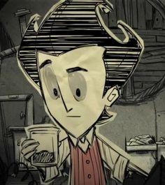 Don't Starve - Wilson the gentleman scientist