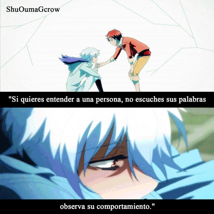 Intenta Entender mas a las persona #Anime #Frases_anime #frases