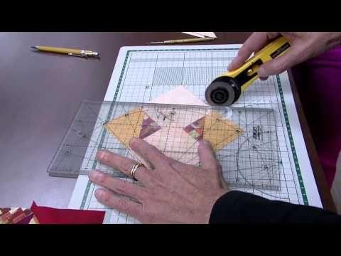 732 best videos tutorial patchwork images on Pinterest | Patchwork ... : youtube patchwork quilt videos - Adamdwight.com