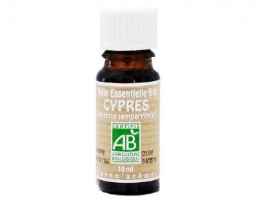 L'huile de cyprès est un  fluidifiant sanguin, décongestionnant veineux( cellulite, rétention d'eau, jambes lourdes, varices),