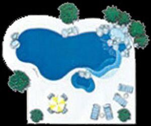 swimming pool shapes inground pool design shapes platinum pools
