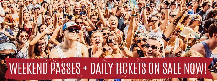 Forecastle Festival: July 15-17, 2016