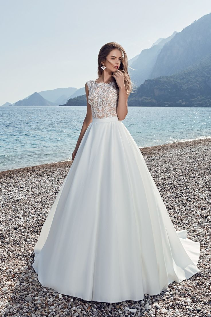 29 best Wedding dresses images on Pinterest | Bridal dresses, Short ...