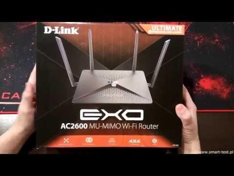 D-Link DIR-882 AC2600 - recenzja wydajnego routera z MU-MIMO