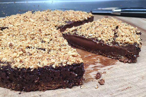 Bitter chocolate tart – Recipes – Bite