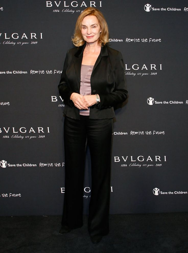"""Jessica Lange attends the Bulgari auction to benefit Save the Children's """"Rewrite the Future"""" at Christie's on December 8, 2009 in New York City."""
