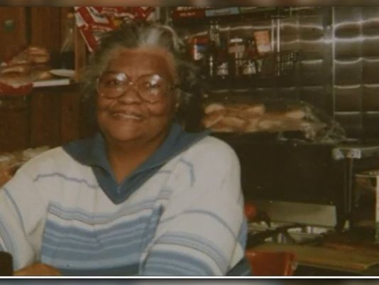 Remembering Petworth pioneer, Mama Goins, who as a single, black woman with no restaurant or business experience owned and ran one of the most popular soul food restaurants in DC.