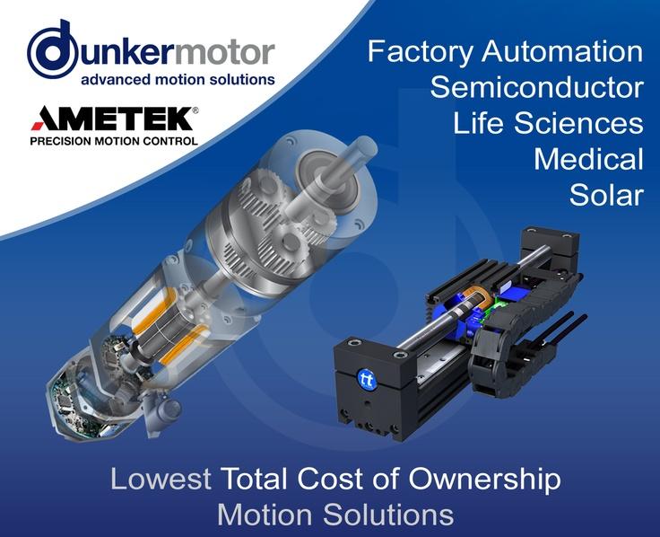 Dunkermotor 300x250 banner Dunkermotoren is now part of Ametek.