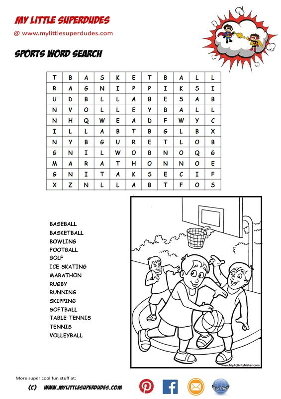 32 best Fun, Free Kids Printables and Activities images on
