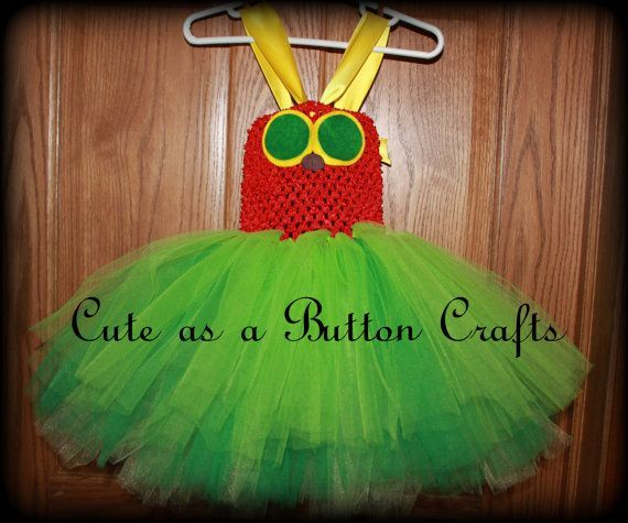 hungry caterpillar dresses  | Adorable toddler Very Hungry Caterpillar by tootoocute4you on Etsy, $ ...