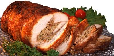~3 Pound Turducken Roll w/ Sausage-2 Pack Special Sale            Price: $42.95   Regular Price: $53.95