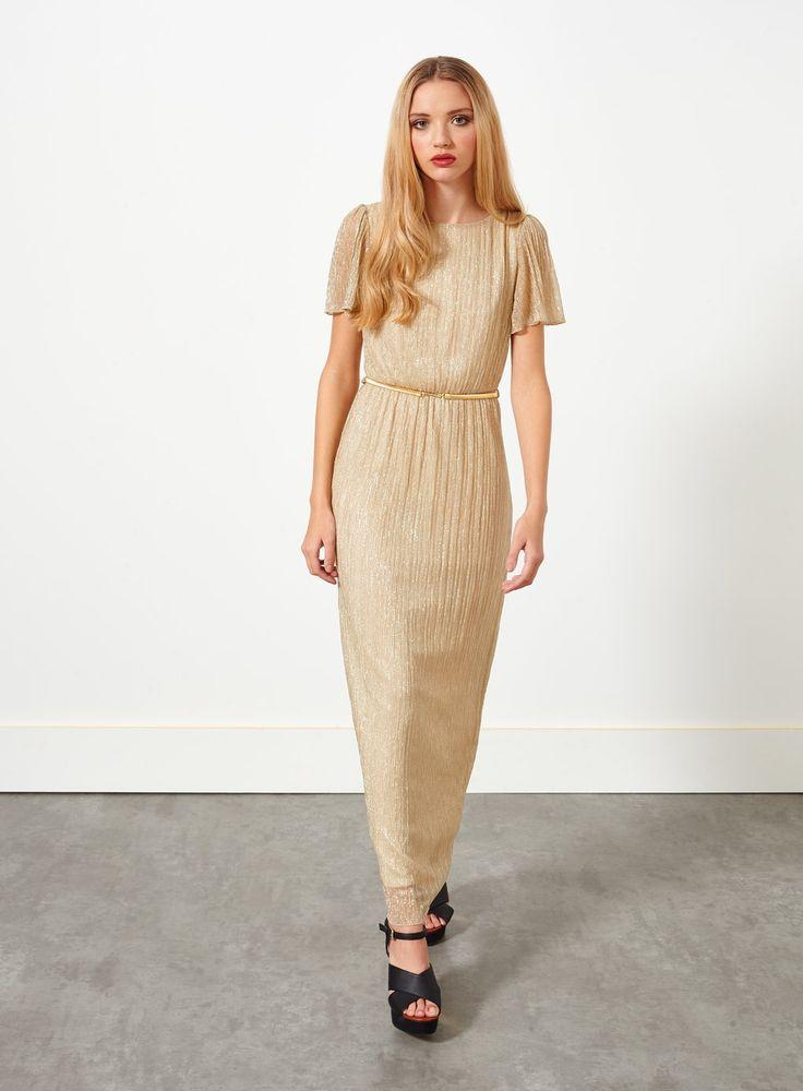 gold-shimmer-maxi-dress