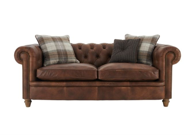 25 Best Ideas About Small Leather Sofa On Pinterest