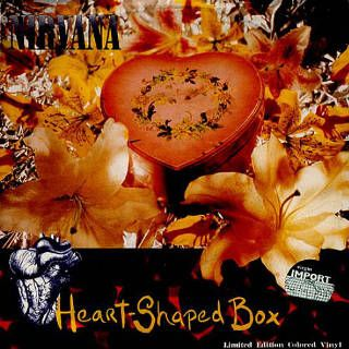Nirvana Singles Box: Heart-Shaped Box MP3 Download