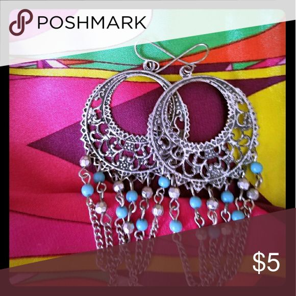 Festival earrings Wear these to music festivals for a fun look. GUC, bundle and save Forever 21 Jewelry Earrings