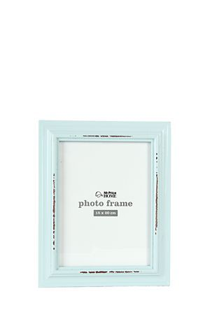 """This distressed photo frame is perfect for any memory. Frame has an easel back for tabletop display 20.5x1x25cm. Photo insert measures 15x20cm.<div class=""""pdpDescContent""""><BR /><b class=""""pdpDesc"""">Dimensions:</b><BR />L20.5xW1xH25 cm</div>"""