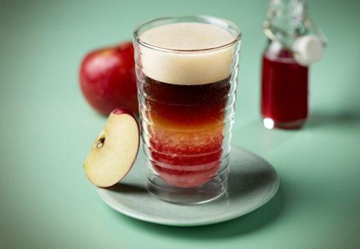 Pomme d'Api: café helado con manzana